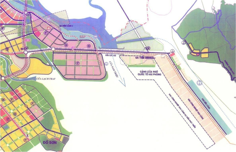 Vietnam starts building Haiphong port project